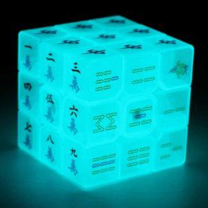 mahjong-rubiccube-blue-shinning