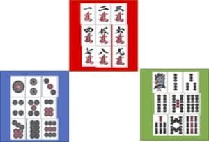 sanshoku-sangensoku