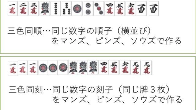 sanshoku-tigai