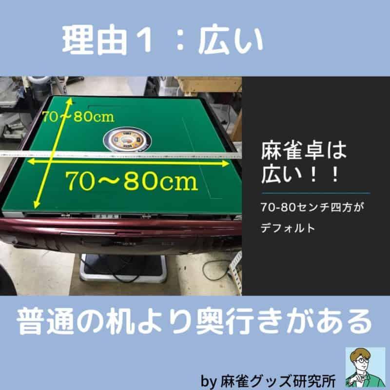 mahjongtable-hiroi